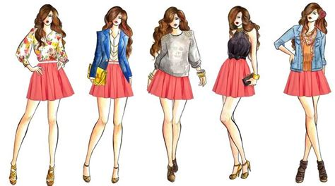 dress by fashion import 17 simple fashion design sketches of dresses 2014 2015