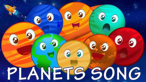 planet song nursery rhyme for children 270 | maxresdefault