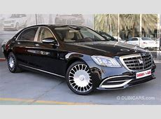 MercedesBenz S 560 Maybach for sale AED 799,000 Black, 2018