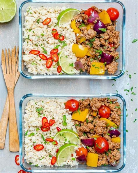 I'm adding this recipe using leftover turkey to my huge collection of thanksgiving recipes. Ground Turkey Cauliflower Rice Recipe | Recipe | Ground ...