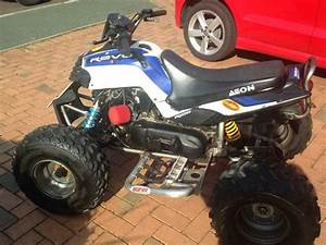 Aeon Revo 100cc Automatic Quad Bike