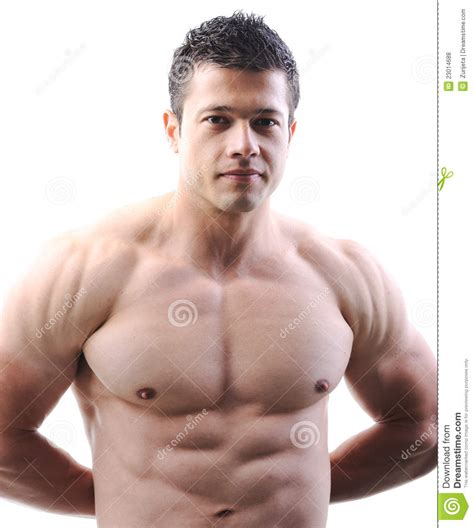 male body the stock photo image of active
