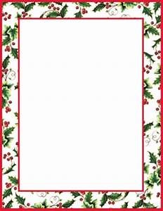 free religious christmas letterhead templates With holiday letter stationary