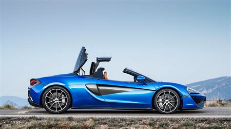 Mclaren 570s Spider (2017) Review By Car Magazine