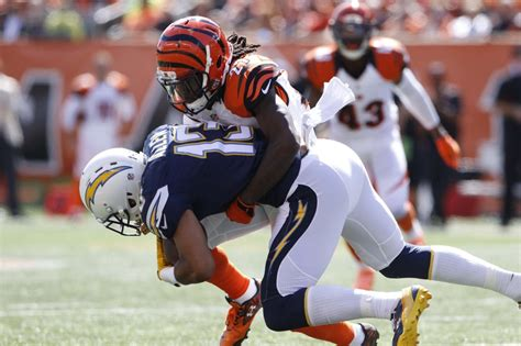 Bengals Vs. Chargers
