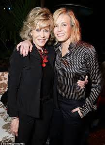 Jane Fonda Got Naked In Taped Greeting For Chelsea Handler S Th Birthday Daily Mail Online