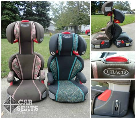graco turbobooster review car seats   littles