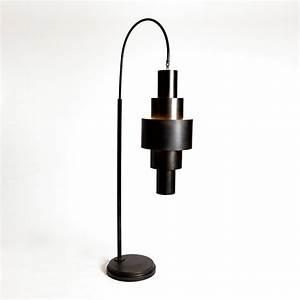 Global views products babylon floor lamp bronze for Bronze floor lamp base only