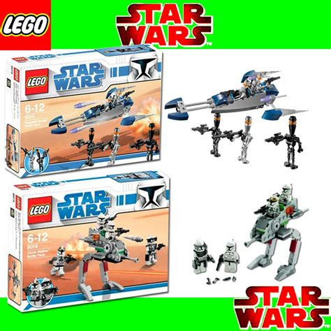 lego star wars  clone walker  assassin dorids