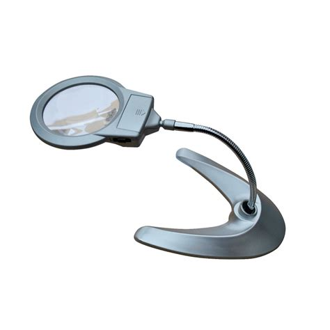 floor l with magnifying glass desk table floor magnifying l illuminating magnifier