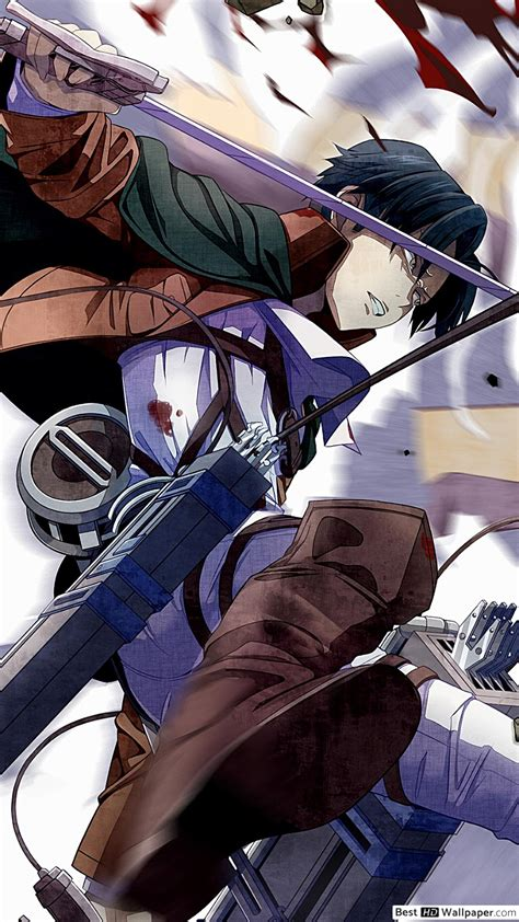 This collection presents the theme of levi attack on titan. Levi Ackerman Phone Wallpapers - Wallpaper Cave