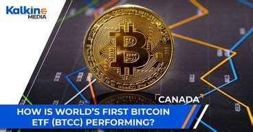 Purpose bitcoin etf (tsx:btcc.b) collected $421.8 million in assets under management (aum) on the second day from its. TSX Index Today, Financial News, TSX Stocks & Share Market News, Company Research | Kalkine Media