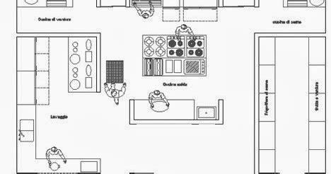 plan d une cuisine de restaurant cuisines professionnelles plan autocad à télécharger