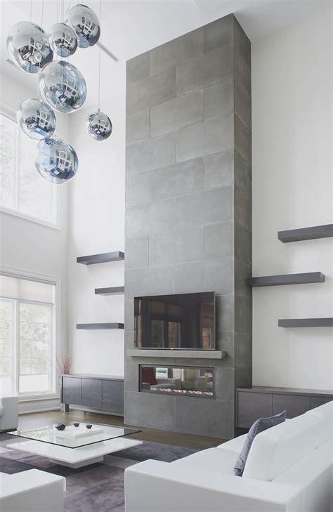 ideas  tiled fireplace  pinterest