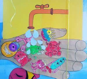 germ crafts  preschool funny crafts