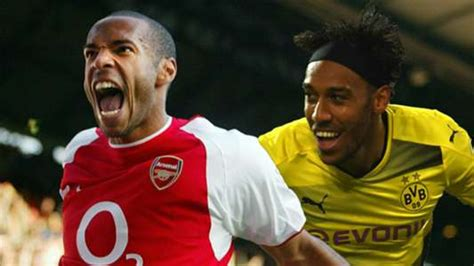 Arsenal's new Henry?! Aubameyang can take the Premier ...