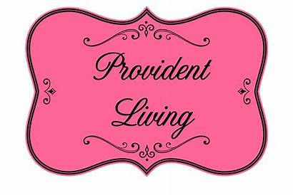 Storage Provident Order Form Living Lds