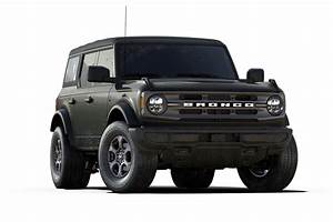 2021 Ford Bronco Base 4-Door Full Specs, Features and Price | CarBuzz