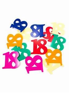 Action Online Shop Deko : tisch konfetti 18 geburtstag party deko 12 st ck bunt 6 5x6 5cm ~ Bigdaddyawards.com Haus und Dekorationen