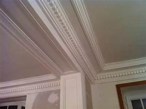 Corniche Plafond Platre : platrier brest finist re 29 iroise platrerie ~ Edinachiropracticcenter.com Idées de Décoration