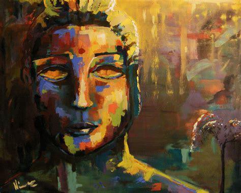 Niklas Malmros Artwork: Cry for me Buddha | Original ...