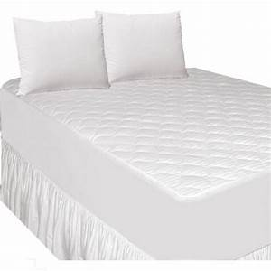 mattress cover 370 thread count deluxe cotton damask With cotton pillow top mattress pad