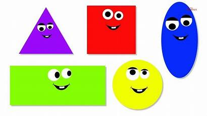 Shapes Shape Song Square Rectangle Circle Triangle