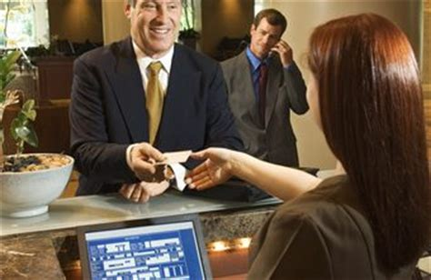 hotel front office manager salary steps to become a hotel front office manager chron