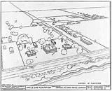 Plantation Louisiana St Parish James Uncle Sam Drawing Landscape Aerial Cultural Marlow Southern Slave Plantations Antebellum Joseph Homes Storyville Bighouse sketch template
