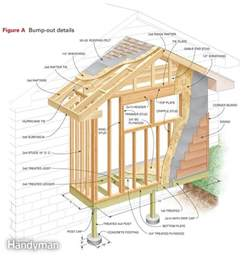 a frame house plans with garage garage bump out addition plan woodwork city free woodworking plans