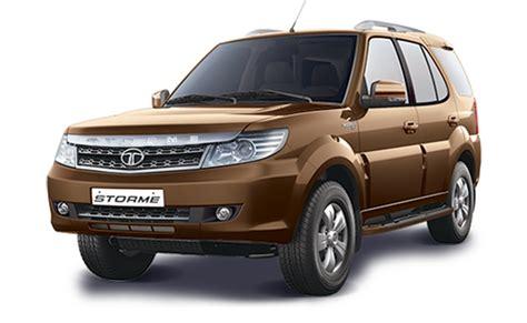 Tata Safari Storme Price In India, Images, Mileage