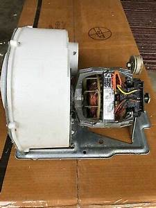 Drive Dryer Motor With Blower S58nxmzr