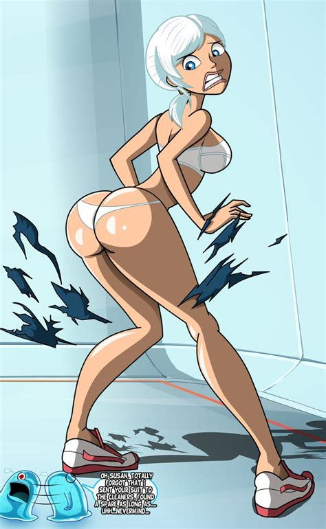 monsters vs aliens susan porn pic nudes scene