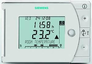 Thermostat D Ambiance Sans Fil Pour Chaudiere Gaz : thermostat lectronique siemens achat vente de ~ Premium-room.com Idées de Décoration