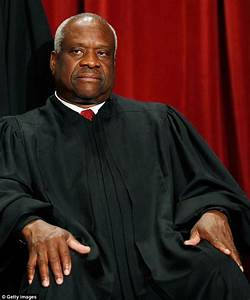 'Tool of eugenic manipulation.' Clarence Thomas just dropped the hammer on abortion and Planned Parenthood…