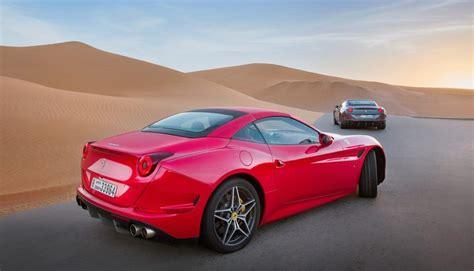 2016 Ferrari California T  Deserto Rosso