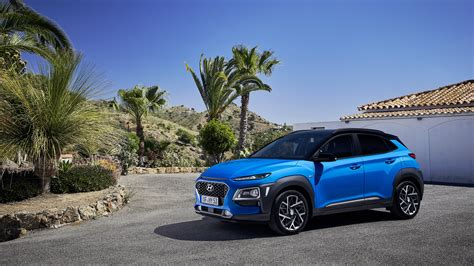Hyundai Kona Hybrid 2019 4K Wallpaper | HD Car Wallpapers ...