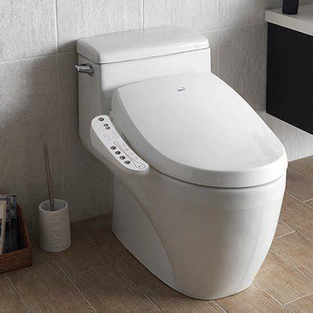 What Is A Bidet Toilet For by Bio Bidet Aura A7 Toilet Seat Bidet Walmart