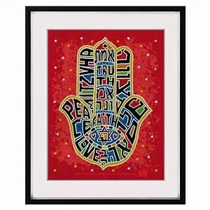 Jewish Hamsa Art | www.pixshark.com - Images Galleries ...