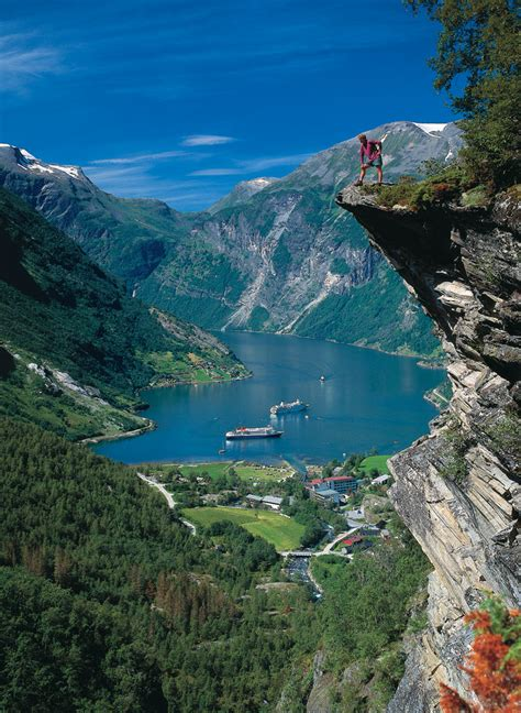 No1 Amazing Things Geiranger Fjord Norway
