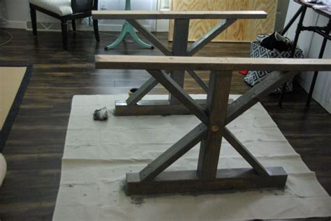 how to make table legs from wood how to make a dining room table the modern take on the