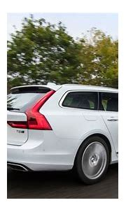 Volvo V90 Recharge T6 hybrid running costs | DrivingElectric