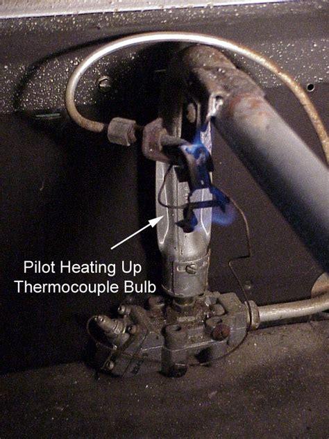 how to turn on pilot light range oven american range oven pilot light