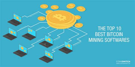 Supports gpu/fpga/asic mining, popular (frequently updated). Top 10 Best Bitcoin Mining Softwares in 2019 For Windows, Mac & Android
