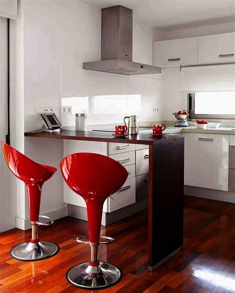 doce cocinas  barra  sus planos mi casa