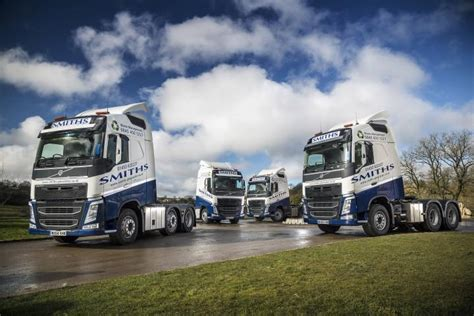 brand new volvo truck getting your first brand new trucks might as well get a