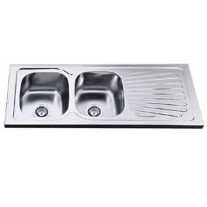 Kitchen Sinks With Drainboard Built In by Double Drainboard Sink My Big Chill Kitchen Pinterest