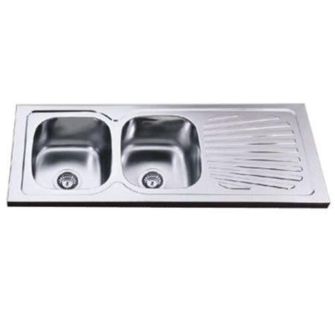 double drainboard sink my big chill kitchen pinterest