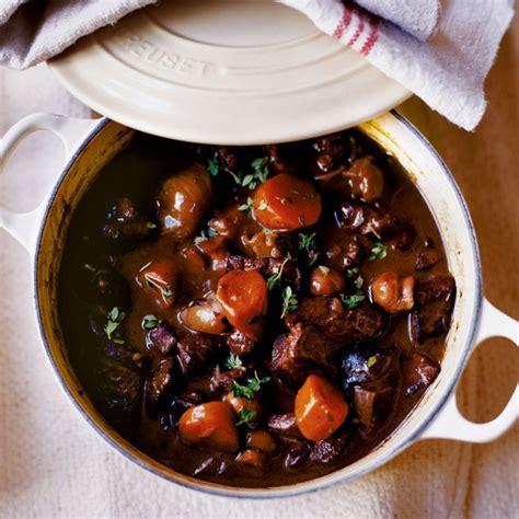 venison stew venison casserole with boulangere potatoes woman and home