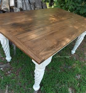 Farmhouse Dining Table & Cottage